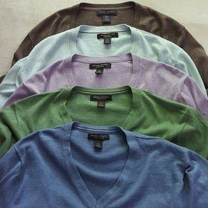 Banana Republic Sweaters - LOT of 5 Banana Republic Luxury blend sweaters Lg.